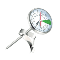 Motta thermometer and clip